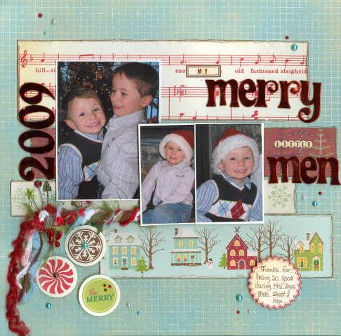 My merry little men
