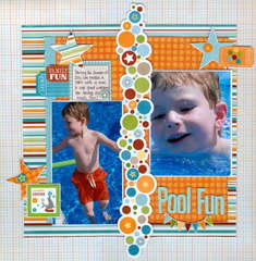 Pool Fun *Imaginisce*