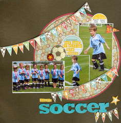 little soccer star