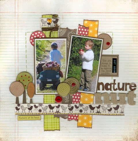 Nature nut