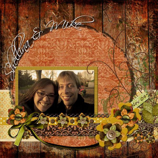 Shellina & Mike