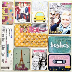 Simple Stories So Fancy Pocket Page