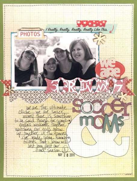 Soccer Moms (Studio Calico Autumn Press)