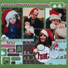 Santa's Hat *Sussies Dec*