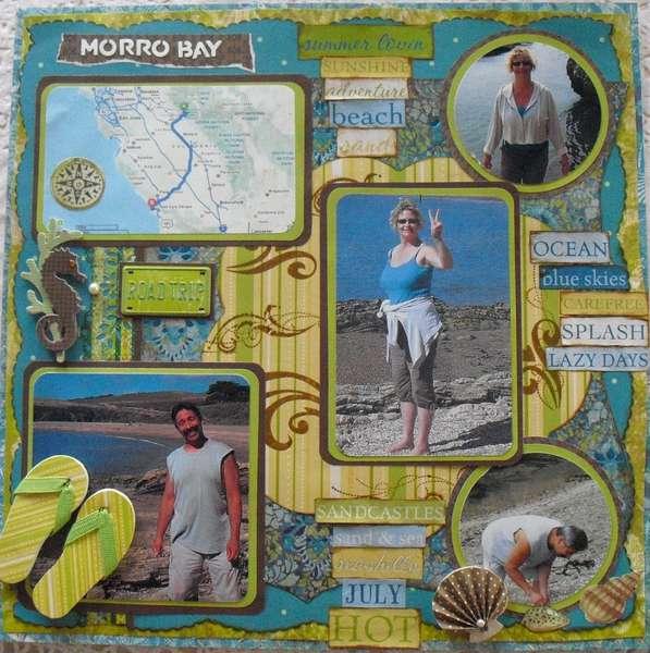 Morro Bay Beach Page 1