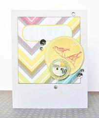 HIP KIT CLUB - January 2013 Kit - Hello Card