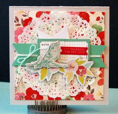 HIP KIT CLUB - January 2013 Kit - Thankful Card