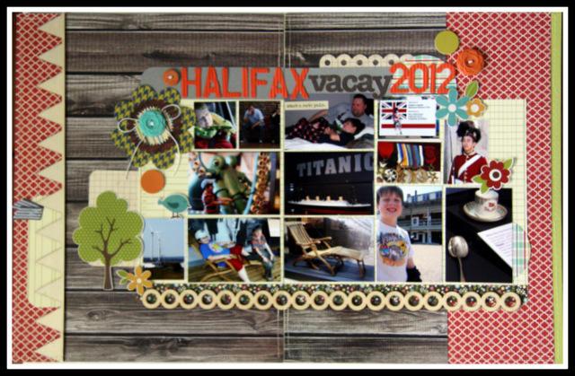 HIP KIT CLUB - September 2012 Kit - Halifax Layout