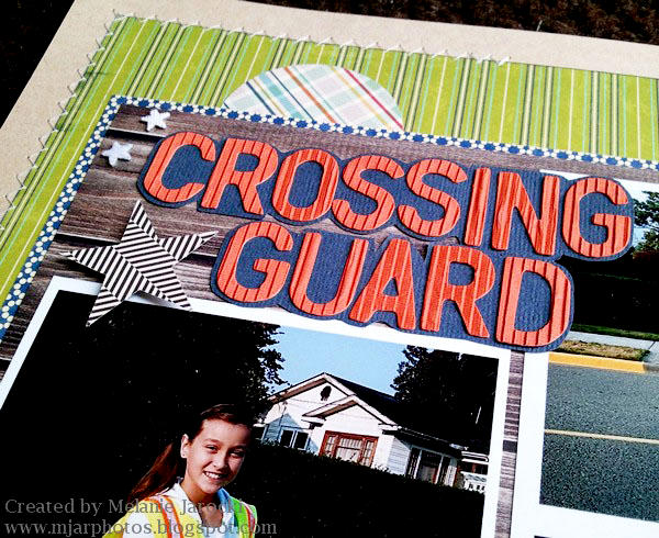 HIP KIT CLUB September 2012 - Crossing Guard Layout