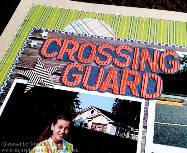 HIP KIT CLUB September 2012 - Crossing Guard Layout