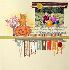 HIP KIT CLUB - October 2012 Kit - Remember This Layout