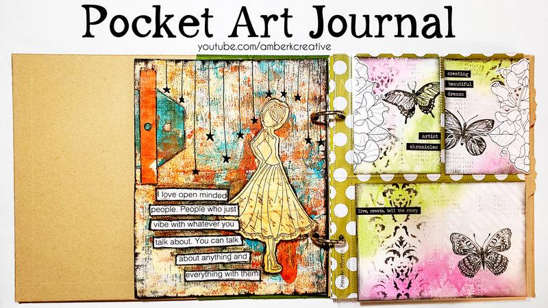 Pocket Art Journal