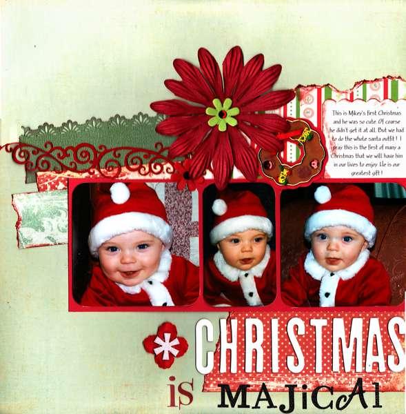 christmas is majical