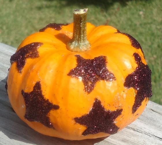 Altered Fall Pumpkin