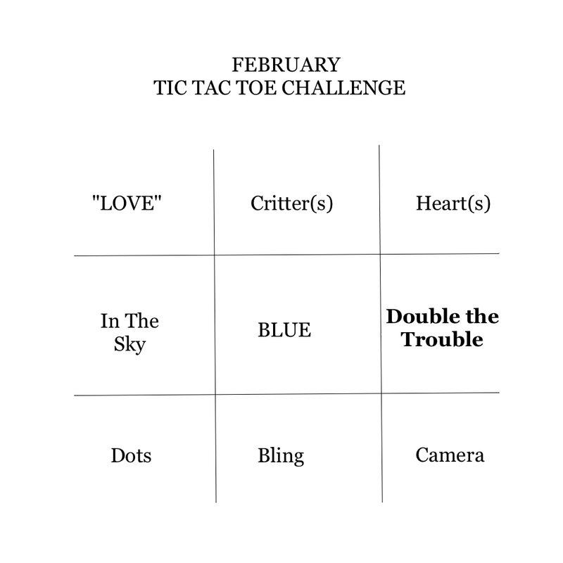 February Tic Tac Toe Challenge