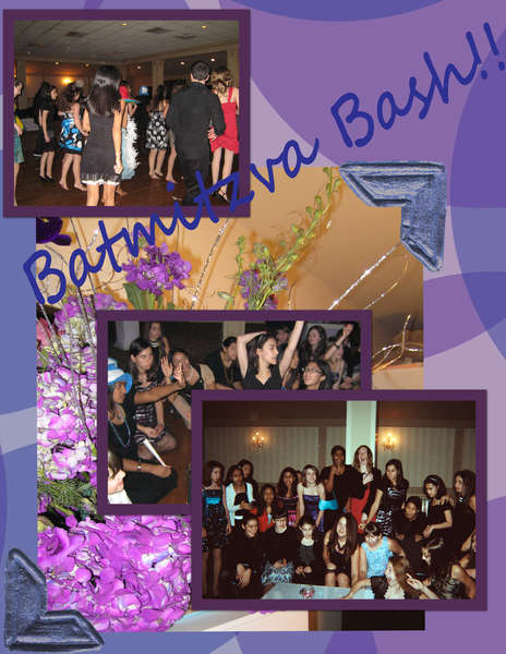 Batmitzva Bash