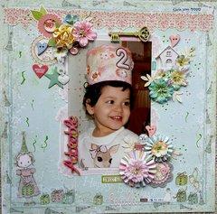 Adorable Happy Birthday Paula **Prima Marketing**