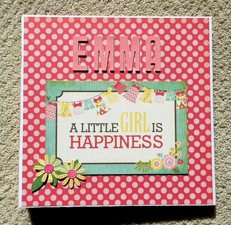 Emma - Basic 8x8 Mini Album