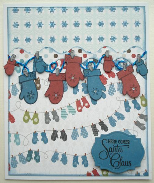 Here Comes Santa Claus-SCSC 11.10.12