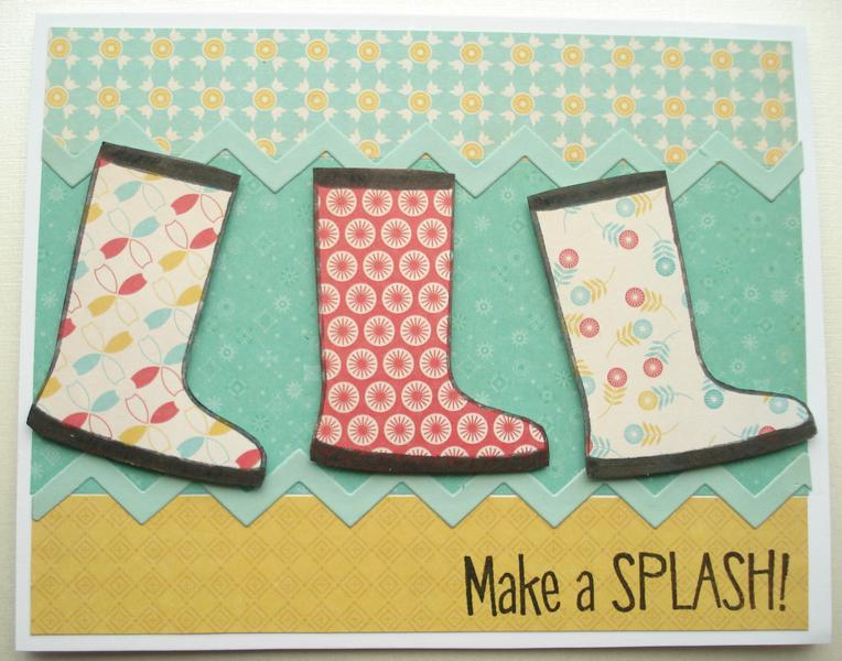 Make A Splash - FMS76