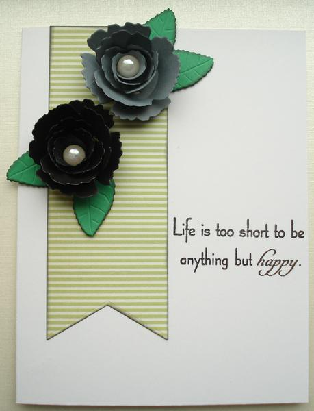 Life Is Too Short - CQC180