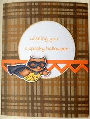 Wishing You A Spooky Halloween