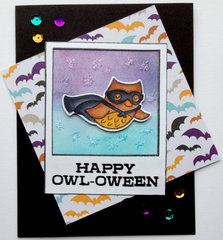Happy Owl-oween