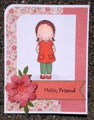Hello, Friend - MOJO348