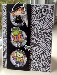 Halloween Trio