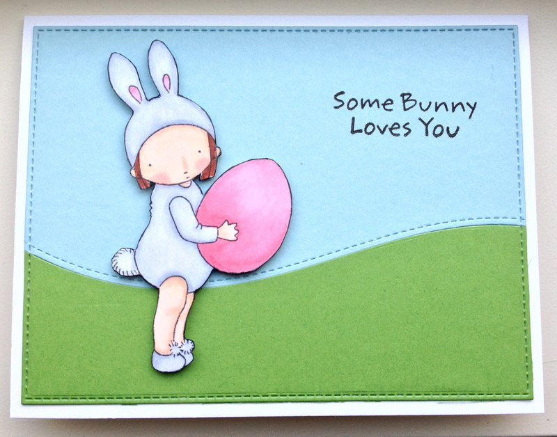 Some Bunny Loves You - MFTWSC216