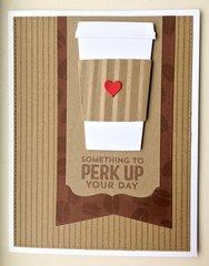 Perk Up - CTS#121