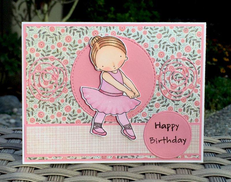 Happy Birthday Ballet - Mojo416