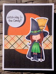 Witch Way? - MFTWSC239