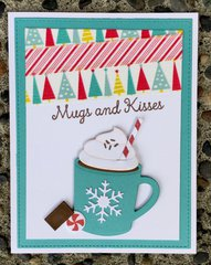 Mugs and Kisses - MFTWSC254