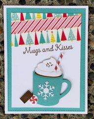 Mugs and Kisses - MFTWSC254