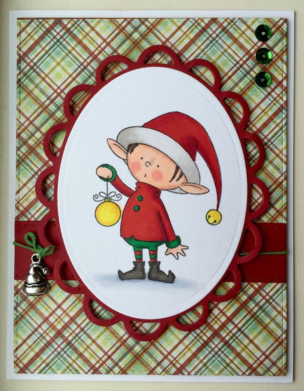 Santa's Elf - TMS326