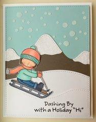 Dashing By