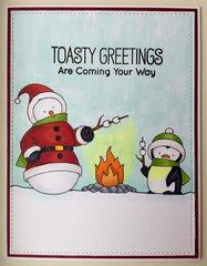 Toasty Greetings