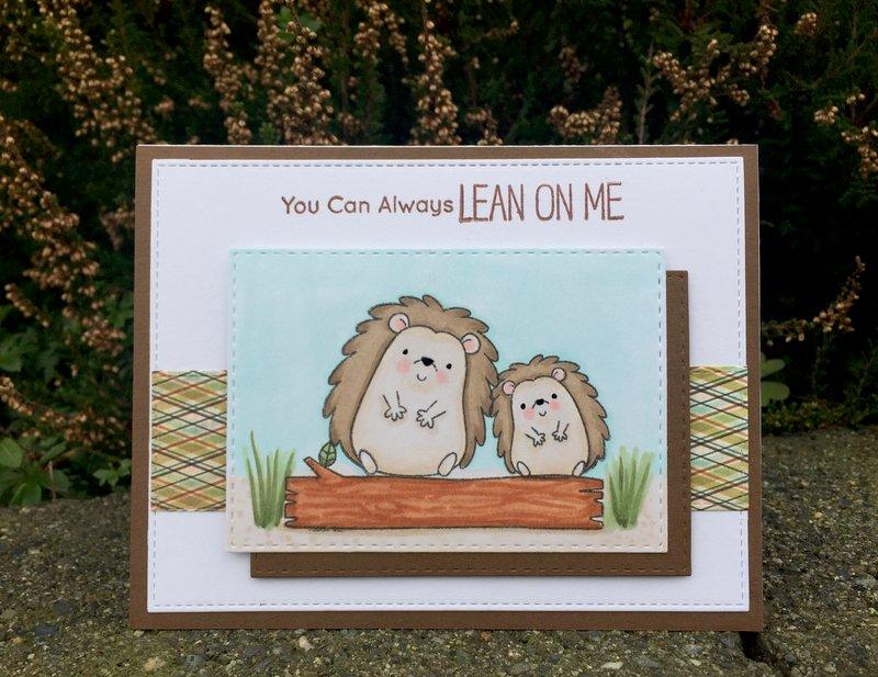 Lean On Me - FMS261
