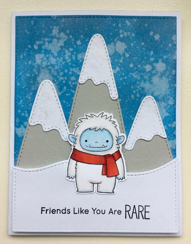 Rare Friends