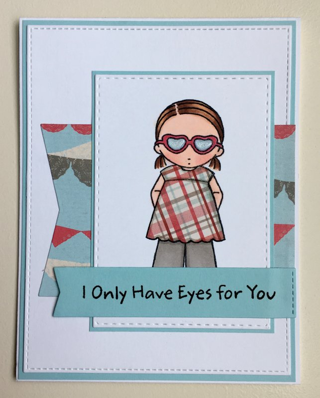 I Only Have Eyes For You - MFTWSC313