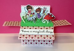 Magical Day - Pop Up Card