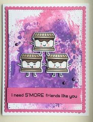 S'more Friends Like You - Lawn Fawnatics #22