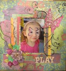 Play **Scraps of Darkness** July Kit