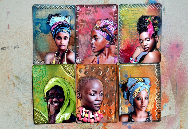 "ATC ""African beauty"""