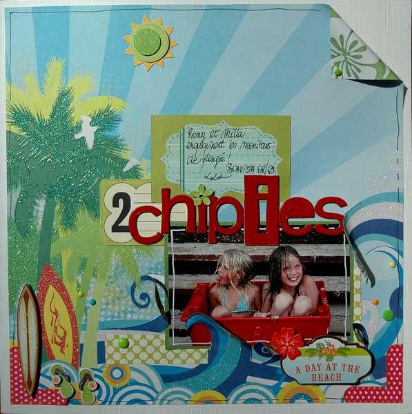2 chipies (2 facetious girls)