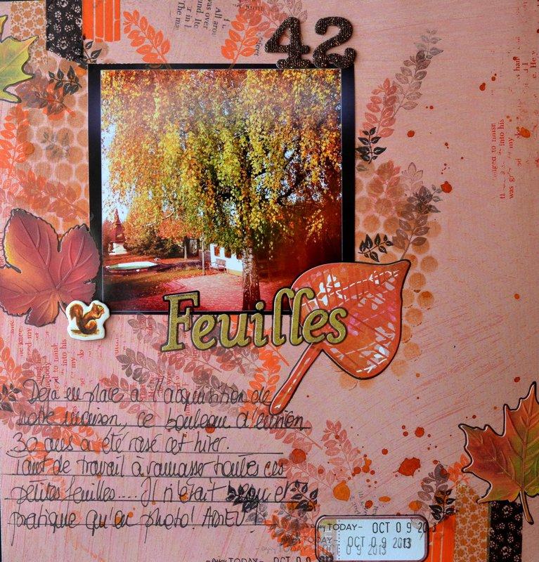 """42 """"Leaves"""""""