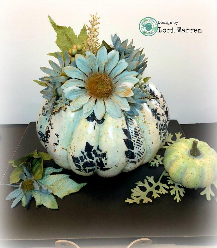 A Pumpkin of A Different Color