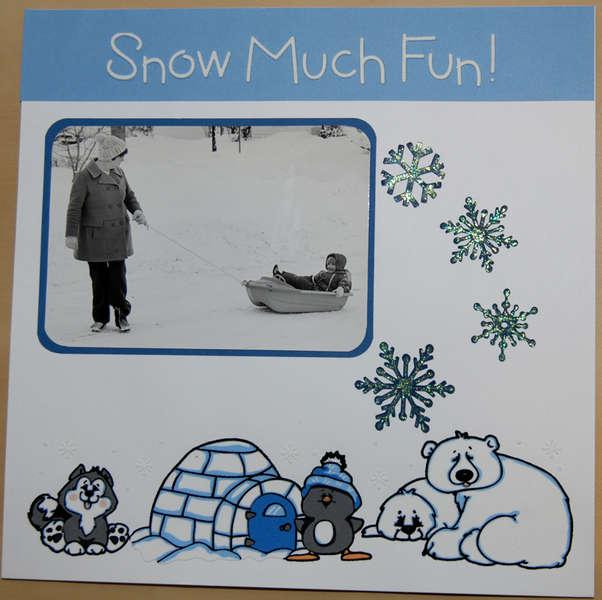 Snow much Fun