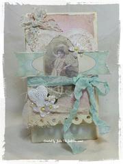 """Valentine Gift Bag"" with Card pocket"